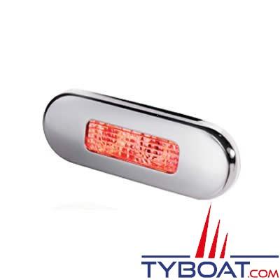 Éclairage extérieur led STEP HELLA rouge 10-33v