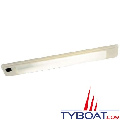 Eclairage fluorescent Aqua Signal Miami 2 x 8 Watts  12 Volts - 336 x 120 mm