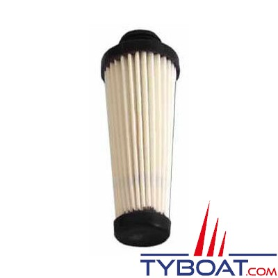 Élément filtrant de rechange S2502 pour filtre essence RACOR 025-RAC-02 10µ