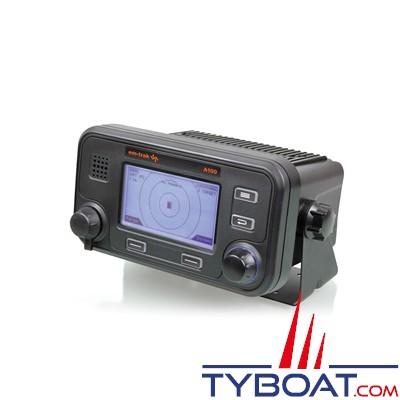 EM-TRAK A100 - Transpondeur AIS Class A - écran monochrome - NMEA 0183 -