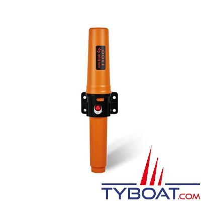 EM-TRAK I100 - IDENTIFIER AIS - ANTENNES GPS ET VHF intégrées - IP68 - batteries rechargeables