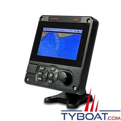 EM-TRAK A200 - Transpondeur AIS avec écran couleur - Class A /12 Watts - Connexion Wifi - IP67 - Antenne GPS intégrée