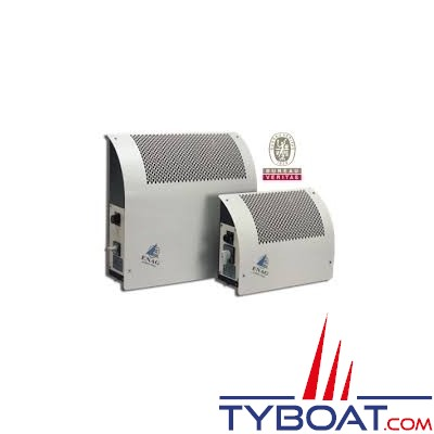 Enag - Radiateur Electrique Marine - Rael 220-750 TH - 230 Volts Courant Alternatif - 750 Watts