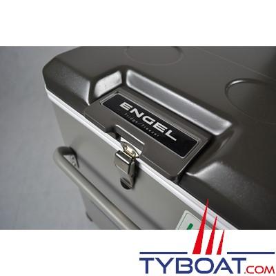 Engel - MT35F -  Silver Digital - Réfrigérateur - 12/24/230 volts - 32 litres