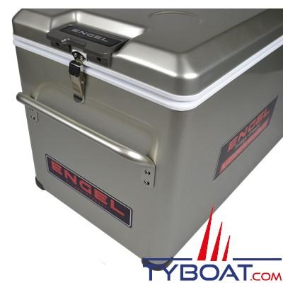Engel - MT35G Platinium - Réfrigérateur - 12/24/230 volts - 32 litres