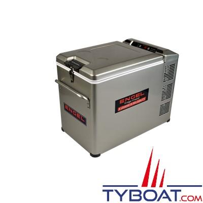 Engel - MT45F - Platinium - Combi réfrigérateur - 12/24/230 volts - 22 + 17  litres
