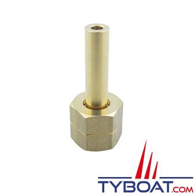 ENO - Adaptateur sortie lisse tube G1/4 - tube 8mm