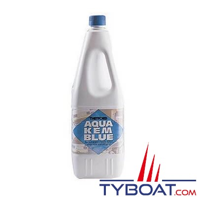 Entretien sanitaire chimique Thetford Aqua Kem Bleu 2L