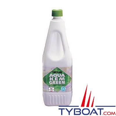 Entretien sanitaire chimique Thetford Aqua Kem Green 1,5L