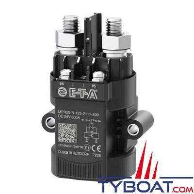 E-T-A - Relais de puissance - continu - 300A 24V - MPR20-N123-2201-200