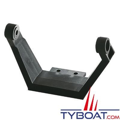 Étrier pour compas Plastimo Offshore 105 - noir