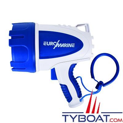 Euromarine - projecteur portatif led 1200 lumens - étanche