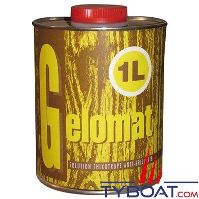 Gelomat pour vernis 500 ml