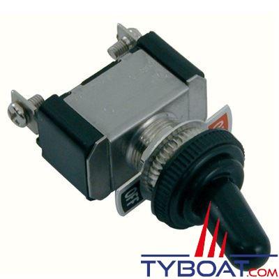 Interrupteur à levier unipolaire 20A en 12V ON-OFF