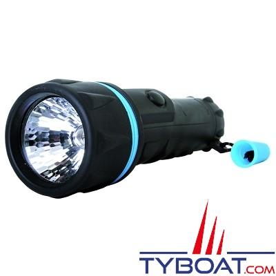 Lampe torche LED 45lm - 0,3W - 2 piles