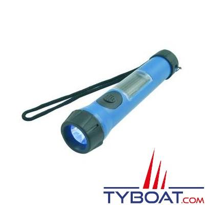 Lampe torche solaire 1 LED
