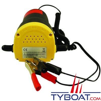 Pompe de vidange électrique 12V / 5A - 60 W