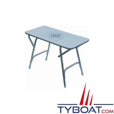 Table pliante Marine 88 X 44 X 61 cm