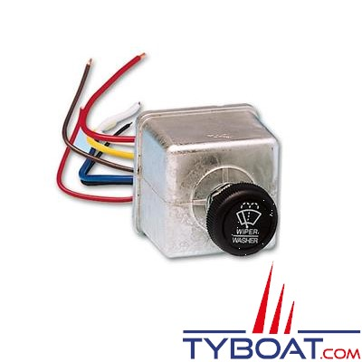 EXALTO - interrupteur 2159 pour essuie-glace 24 volts