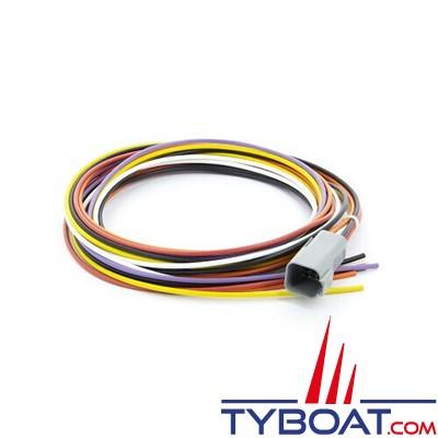 Faisceau de câble universel A pour moteur non Vetus - 2 mètres