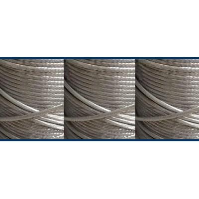 Câbles inox