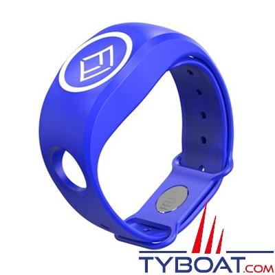 FELL Marine - Bracelet Silicone xBAND Bleu pour MOB+