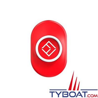 FELL Marine - Capsule xFOB Mob+ Multi - rouge - génération 2