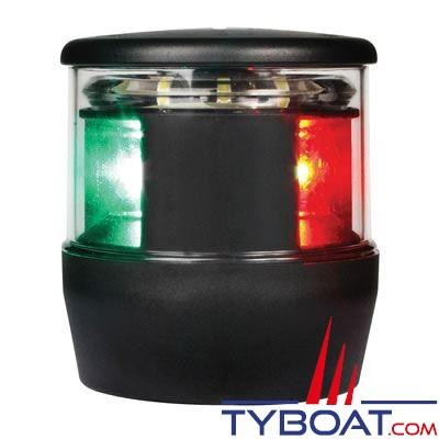 feu de navigation hella marine naviled trio 2 nm feu de t te de m t tricolore avec feu de. Black Bedroom Furniture Sets. Home Design Ideas