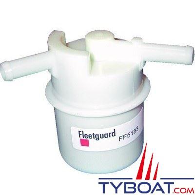 Filtre à essence FLEETGUARD FF5183 pour HONDA H.B BF115/ BF130/ AX/ AY/ A1