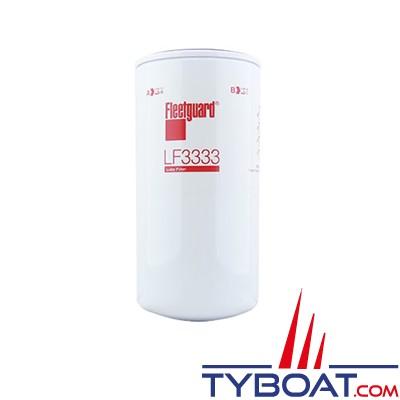 Filtre à huile FLEETGUARD LF3333 pour DETROIT GM