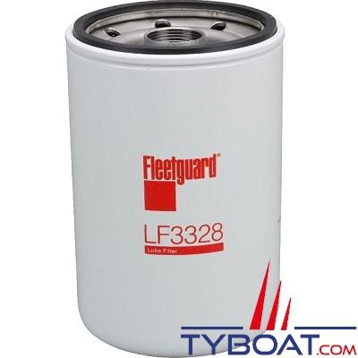 Filtre à huile FLEETGUARD pour VOLVO DIESEL et CATERPILLAR - LF3328