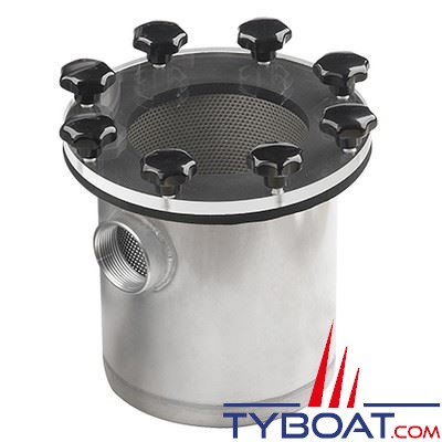 filtre eau de mer vetus ftr525 inox 316 525l min pour tuyau 38mm vetus ftr525 tyboat com. Black Bedroom Furniture Sets. Home Design Ideas