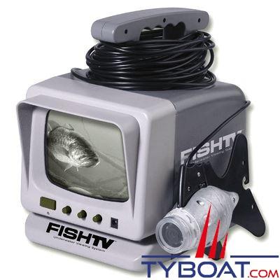 Système de caméra sous-marine FishTV écran LCD 5