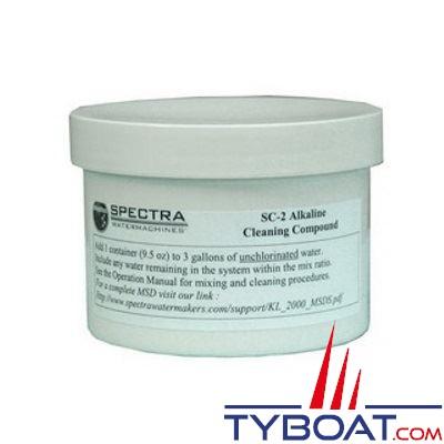 Flacon nettoyant alcalin SPECTRA SC-2 pour dessalinisateur