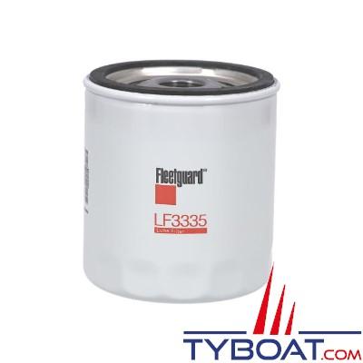 FLEETGUARD - Filtre à huile LF3335 pour VOLVO DIESEL et NANNI DIESEL