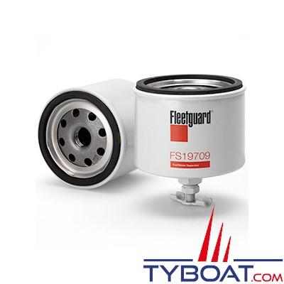 FLEETGUARD - Filtre séparateur eau-gasoil FS19709