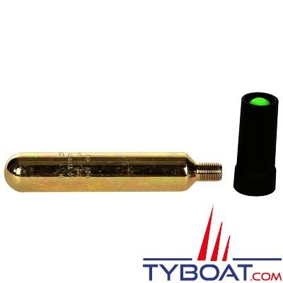 FOR WATER - Kit de recharge UML PROSENSOR - pour gilet automatique 150N.