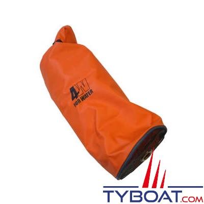 Ligne de jet pour bouée de sauvetage avec sac PVC
