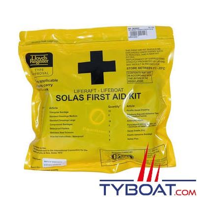 Trousse pharmacie pour radeau Solas
