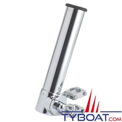 FORESTI ET SUARDI - Porte-cannes orientable inox Ø intérieur 40mm hauteur 290mm