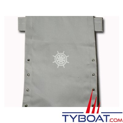 Forma - Tissu de rechange pour siège pliable M150 - Gris