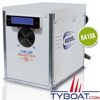 Frigomar - Centrale eau glacée 18000-42000 BTU/h 230V - Modèle 607NT