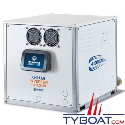 Frigomar - Centrale eau glacée 24000-70000 BTU/h 230V - Modèle CU70VFD