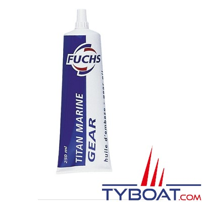 FUCHS - Lubrifiant pour embase - Titan Marine Gear MP - 250 ml
