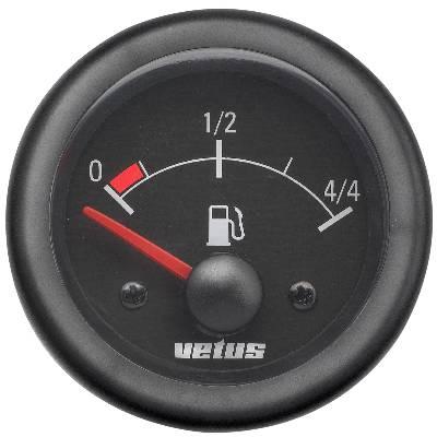 Indicateurs de niveaux de carburant