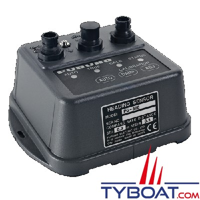 Furuno PG500 - Compas Minigyro 2 axes 12-24Vcc - Nord vrai - Sortie AD10 & 2 sorties NMEA0183