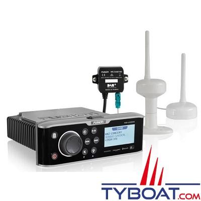 Fusion - Amplificateur de réception radio AM/FM qualité numérique - MS-DAB100A