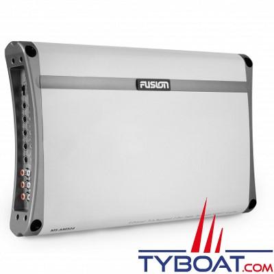 Fusion - Amplificateur hifi marine AM-504 - 4x125 Watts - 4 voies