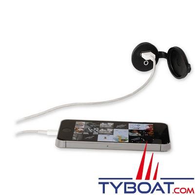 Fusion - Câble USB 2m avec prise jack 3.5mm - MS-CBUSB3.5