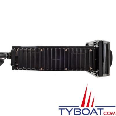 Fusion - Lecteur Ipod 650 séries AM/FM/Unidock/BT/USB/NMEA 280 watts RMS
